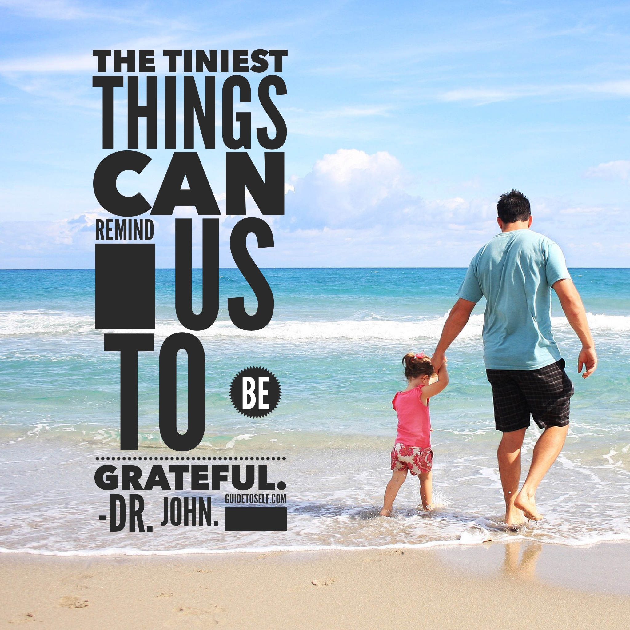 Top 10 Reasons to be Grateful